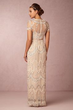 Tiered Petal Dress
