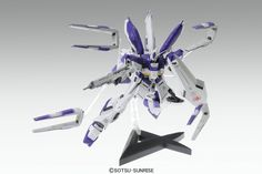 [UPDATE] MG Hi-Nu Gundam Ver.Ka: Hi Res Box Art, Official Images, Info http://www.gunjap.net/site/?p=196379
