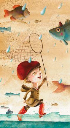 Sonja Wimmer  #illustration #IllustrationInspiration #ChildrensBook #Children'sBookIllustration #art #design #graphics #literary #LiteraryIllustration