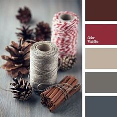 Beautiful, calm colours of this eco quot; palette are suitable for decoration of a living room in eco-style. Shades of brown and gray should be applied as a ba. Colour Pallette, Color Palate, Color Combos, Maroon Color Palette, Burgundy Colour, Paint Combinations, Winter Colour Palette, Maroon Colour, Color Concept