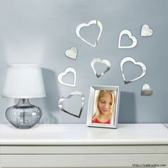 paneles con espejos lindos diseños