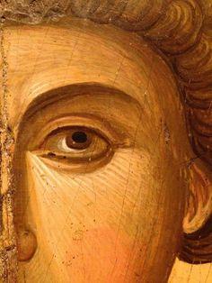 Byzantine Icons, Byzantine Art, Religious Icons, Religious Art, Paint Icon, Bible Images, Eye Details, Best Icons, High Art
