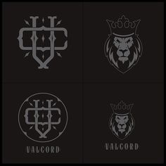 Rebrand project and Branding elements for @valcordoriginals #logo #branding #lion #lockup #type #customtype #customlettering #handlettering #valcordoriginals #sweyda