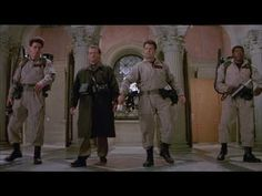 GHOSBUSTERS I and II (1984-1989) 2-movie collection has been released on Blu-ray (reissue)