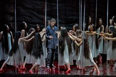 Metropolitan Opera, Jonas Kaufmann in Wagners Parsifal, March 3, 2013 in New York.  Dream cast and awesome performance