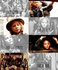 *sniff* So much respect admiration and love for this kid for how young Gavroche is he held onto his faith convictions and spirit until his last breath
