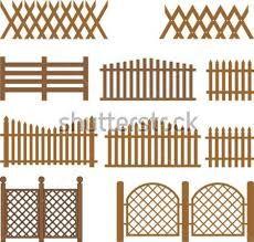 Resultado de imagen para cercos de madera
