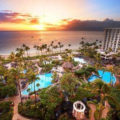 estin Maui Resort & Spa Vacations, Maui, Hawaii.