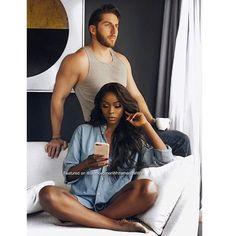 Nigerian couple living in Nigeria.. my lovelies @kehinde_smith & @marekchinedu ❤ - #wmbw #bwwm #swirl #love