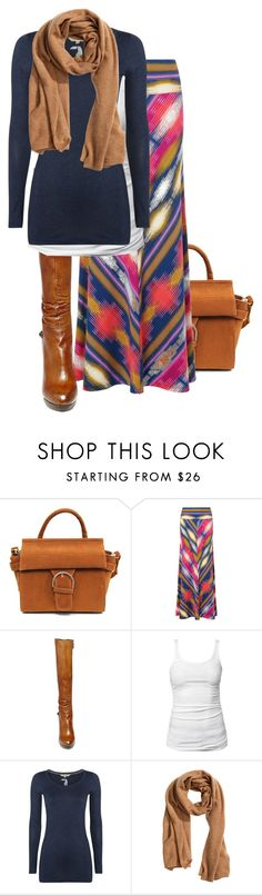 """""""Untitled #85"""" by candiceleanos ❤ liked on Polyvore featuring Steve Madden, James Perse, White Stuff and H&M"""