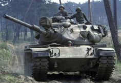 Picture of the M60 (Patton)