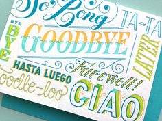 "Jessica Hische: Letterer, Illustrator and ""Procrastiworker"""