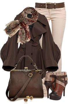 """Outerwear with Personality"" by johnna-cameron ❤ liked on Polyvore"
