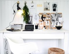 my new desk style — style life home & #officehacks