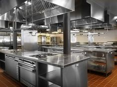 Restaurant Kitchen Design Home Decorating Ideas Part 59