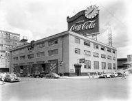 Coca Cola Company, 123 Canal Street.