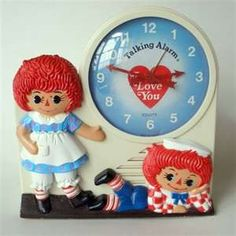 I Had This Alarm Clock And Can Still Remember Every Word