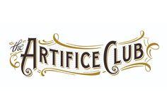 Steampunk Logo for The Artifice Club