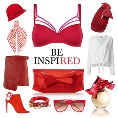 Be inspiRED.  Get dressed with the Society Delight Red collection. Radient - Exciting - Delightful.