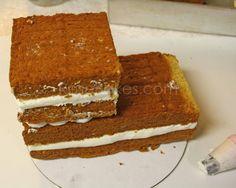 Vous aimez la forme de ce gâteau ? Vous êtes sûr(e) que....
