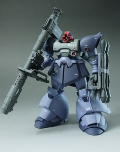 modeler made nice repaint job and use of weapon system 006