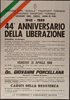 Manifesto ANPI, 1989