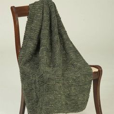 Check out Plymouth Yarn F343 Coffee Beenz Textured Throw (Free) at WEBS | Yarn.com.