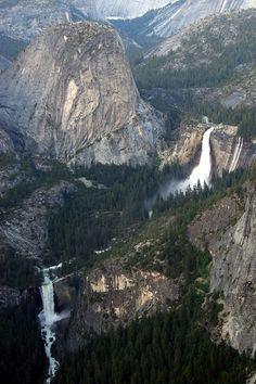 "heyfiki: "" Merced River Waterfalls """