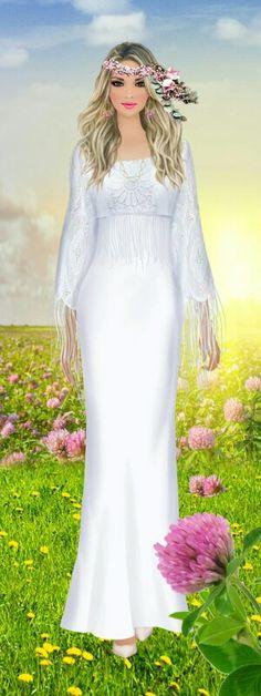 Wildflower Nymph
