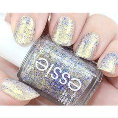 Essie Nails On a Platter Nail Polish NOTD