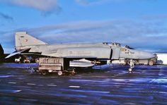 Phantom FGR 2 23Sqn - RAF Stanley 20.6.84