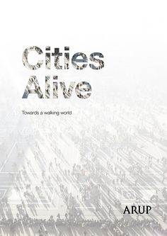 Cover image for Cities Alive: Towards a walking world