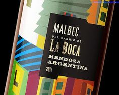 La Boca Malbec... Argentine Malbec is delicious. Only slightly dry with the perfect berry infusion.