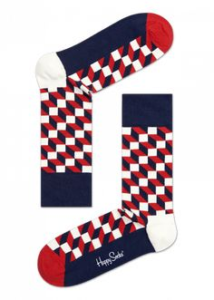 Happy Socks Official Online Store: Over 200 unique sock designs & matching underwear for men. Shop your favorite colorful socks & underwear today! Happy Socks, Cool Socks For Men, Socks Men, Men's Socks, Striped Socks, Colorful Socks, Designer Socks, Fashion Socks, Men's Fashion