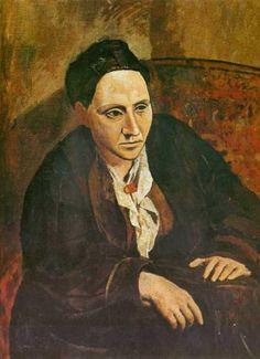 gertrude stein | Gertrude Stein-Picasso