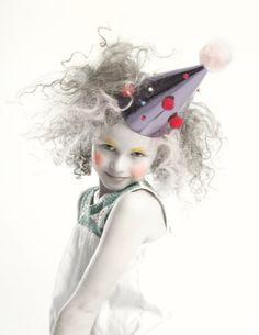 stylist: Michel Onofrio  hair & m/u: Yuko Mizuno  photo: Cleo Sullivan  for La Petite magazine #8
