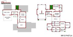 House Plans, Floor Plans, Lounge, Houses, Patio, Flooring, Flats, How To Plan, Gallery