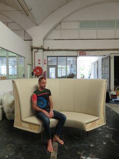 Commercial seating solution, private client #designstudio #frankbohmstudio