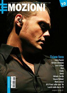COPERTINA GAY | Tiziano Ferro è in copertina sul numero di Dicembre 2010/Gennaio 2012 ...