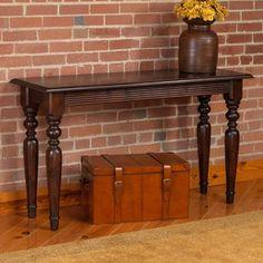 William Sheppee Calcutta Console Table