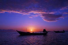Koh Samui Sunset, Thailand