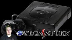 Classic Game Tour►SEGA Saturn Console [HUN] Sega Saturn, Crossfit Gym, Console, Tech, Tours, Retro, Games, Classic, Youtube