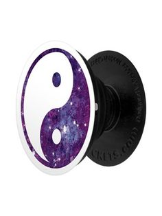 Add some peace and serenity to your phone or tablet with this mystical PopSocket! Featuring a galaxy inspired yin yang, this epic gadget is sure to make you feel like your in a new dimension! Grindstore Exclusive Design.