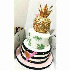 Piña cake