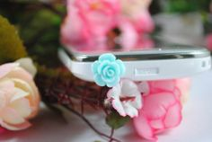 11 Colors Cute Sweet Romantic Sweet Little Rose Flower Anti Dust Plug 3.5mm Smart Phone Dust Stopper Headphone Jack Earphone Cap Dustproof Plug Charm iPhone 4 4S 5 5S HTC Samsung Ipad 2 3 4 5 Mini Ipod Blackberry Sony Cute Gift (Blue) Phone Charms/Dust Plugs,http://www.amazon.com/dp/B00FAH6TYO/ref=cm_sw_r_pi_dp_M.T7sb0F9SNRRE0K