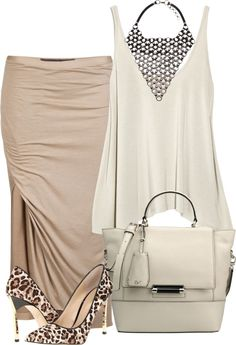 """Untitled #2581"" by lisa-holt ❤ liked on Polyvore"