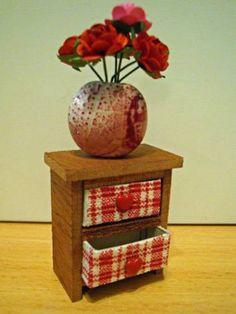 miniature dresser plans