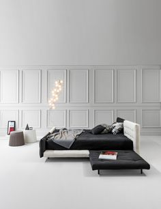 Double Bed Alvar - Design Giuseppe Vigano www.bonaldo.it