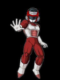 DBZverse Red Ranger