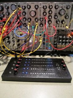 Poly Touch Board // Touch Synth // sound design // synth // electro lobotomy ( pre order )